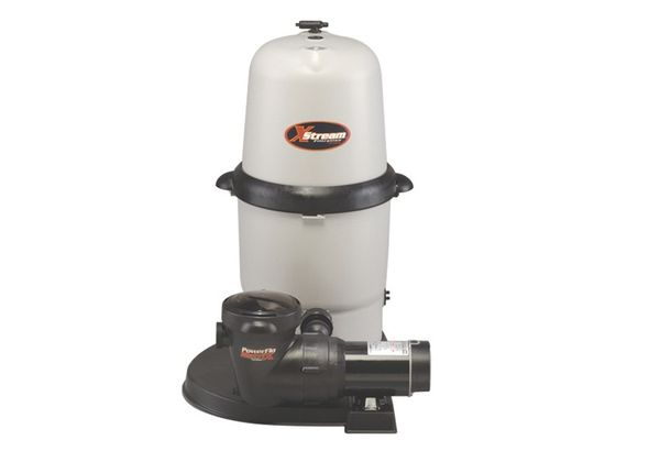 Hayward CC15093S - X-Stream 150 Square Feet Cartridge Pool Filter System