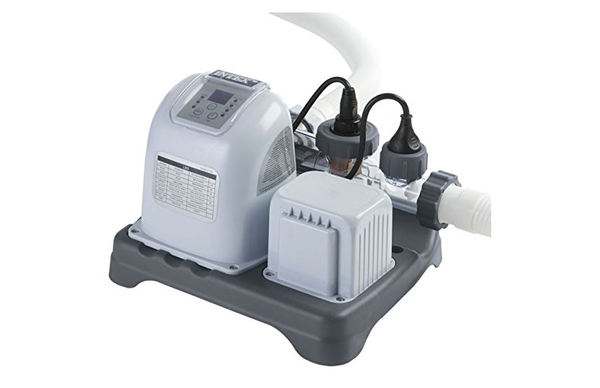 The Krystal Clear™ 2100Gph Filter Pump is a great and efficient sand filters