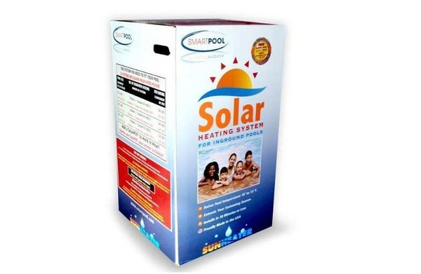 Smart pool wws601p sun heater