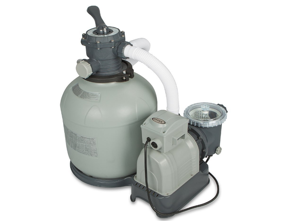 Sand filters are also great and efficient pool filters