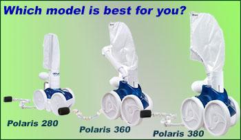 Polaris 360 vs 380 Comparison Review