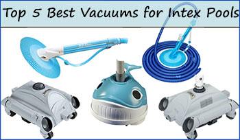 The Best Vacuum for Intex Pools