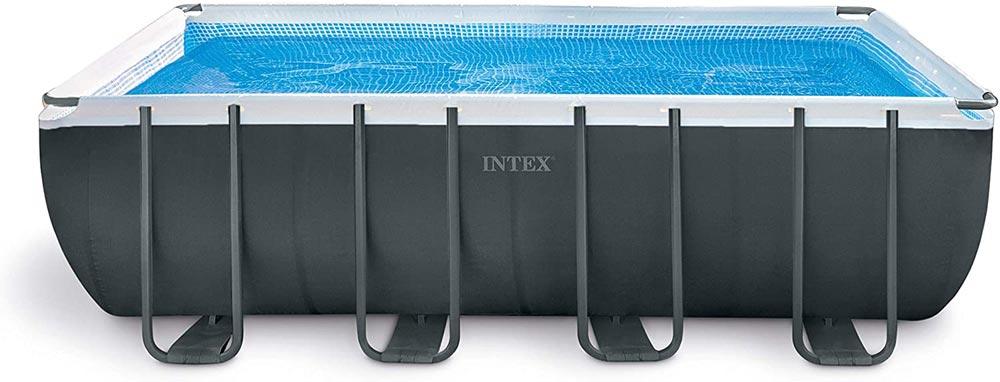 Intex Ultra XTR Frame Rectangular Pool