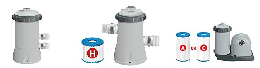 Filter Pump Intex