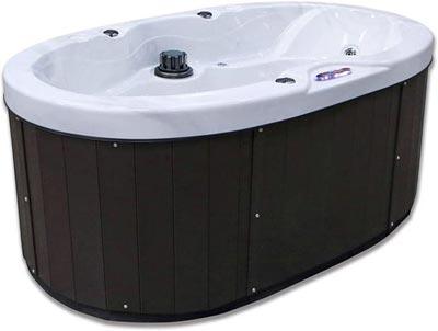 American Spas Hot Tub AM-418B 2-Person