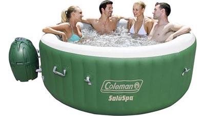 Coleman SaluSpa Inflatable