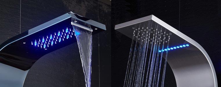 Head Shower Panel