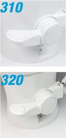 Dometic 320-310 Flushing