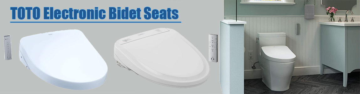 TOTO Electronic Bidet Seats