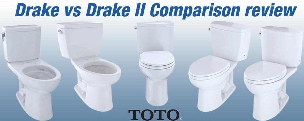 TOTO Drake vs TOTO Drake 2