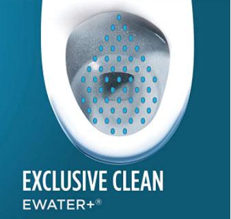 Toto EWater+