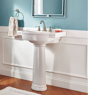 Delta Faucet Windemere Widespread