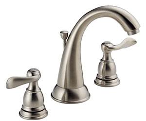 Delta Windemere Bathroom Faucet B3596LF-SS