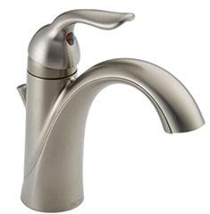 Delta Faucet Lahara Bathroom Faucet 538-SSMPU-DST