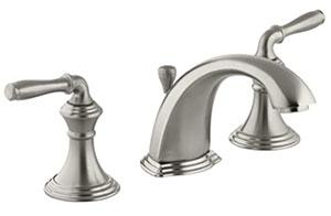 KOHLER Devonshire Bathroom Faucet K-394-4-BN