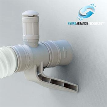 Hydro Aeration Intex pool