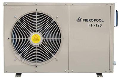 FibroPool FH120 Above Ground Swimming Pool Heat Pump