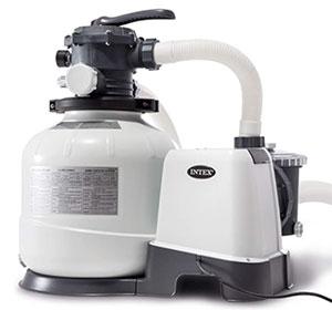 Intex Krystal Clear 14-inch Sand Filter Pump