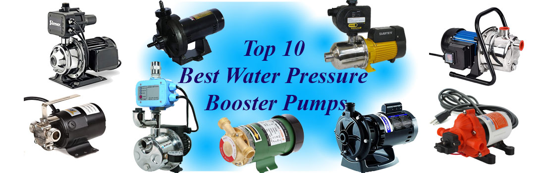 Which is the best Water Pressure Booster Pump