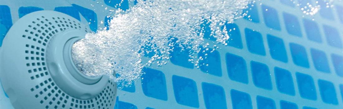 Hydro Aeration Intex filter