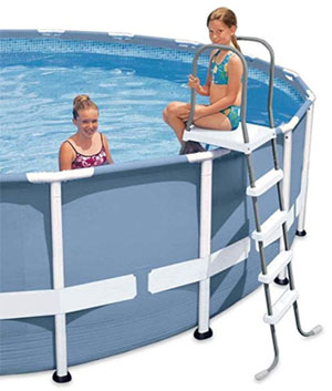 Safety Intex ladder