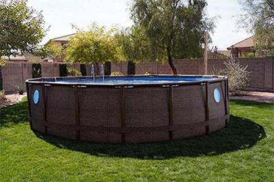 Design Coleman 18' x 48'' Vista Pool