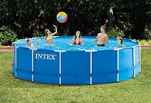 Design Intex 28241EH 15ft x 48in Pool