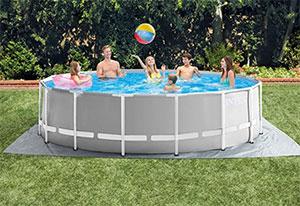 Design Intex 15ft x 48in 26725EH Pool