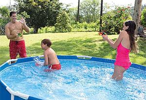 Design Intex FBA_28211EH 12ft x 30in Pool