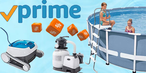 Amazon Prime Day – Best Pool and Pool Equipment Deals 2021