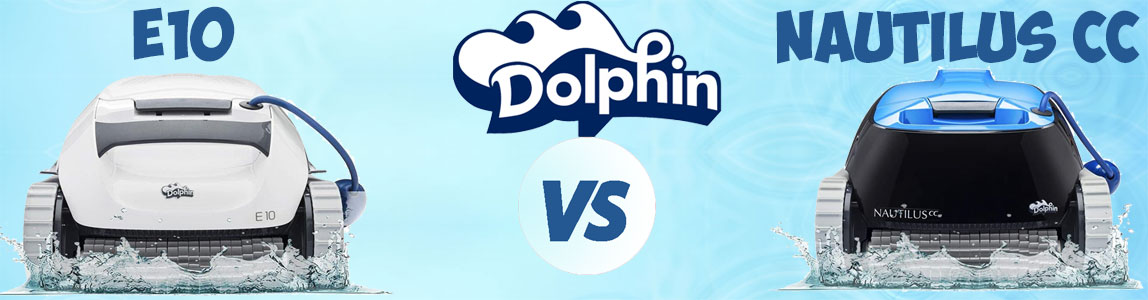 Dolphin E10 vs Nautilus CC