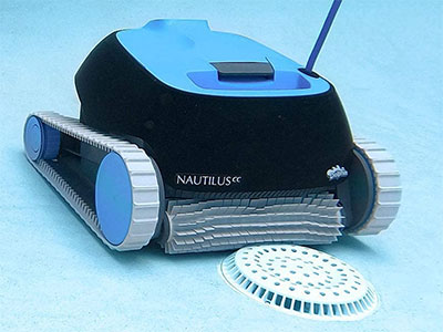 Dolphin Nautilus CC Cleaning Performance