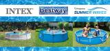 Bestway vs Intex vs Summer Waves Swimming Pools