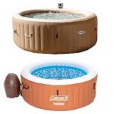 Intex vs Coleman Hot Tub