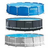 Intex Metal Frame Pool vs Prism Frame Pool vs Ultra Frame Pool