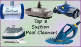 Top 8 Best Suction Pool Cleaners
