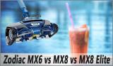 Zodiac MX6 vs. MX8 vs. MX8 Elite Comparison Review